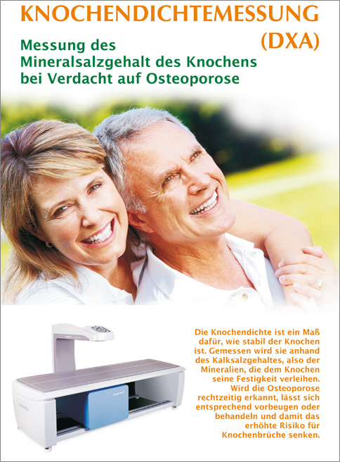 photo dxa knochendichtemessung